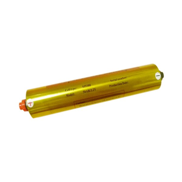 3.2v 50ah lfp55380 long cycle life high discharge rate battery cells
