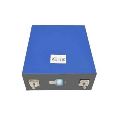 GEB hot-selling factory price rechargeable 3.2V 200ah / 280ah lifepo4 battery for RV, solar energy storage